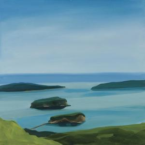 Porcupine Islands by Catherine Breer