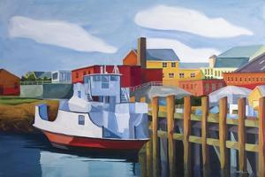 Rockland Ferry by Catherine Breer