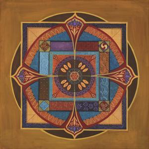 Time Mandala by Catherine Breer