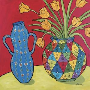 Two Vases by Catherine Breer