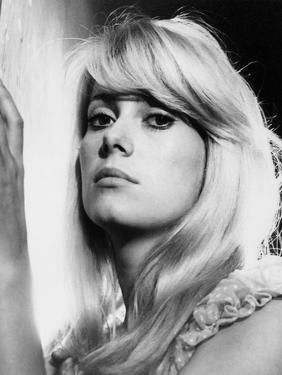 """Catherine Deneuve. """"Repulsion"""" 1965, Directed by Roman Polanski"""