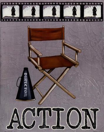 Action by Catherine Jones