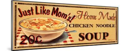 Chicken Noodle Soup by Catherine Jones