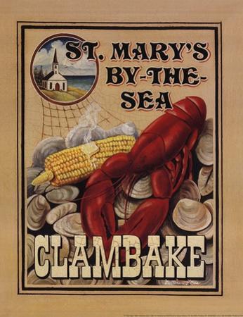 Clam Bake by Catherine Jones