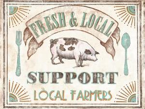Fresh & Local by Catherine Jones