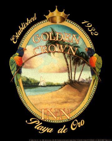 Golden Crown Inn by Catherine Jones