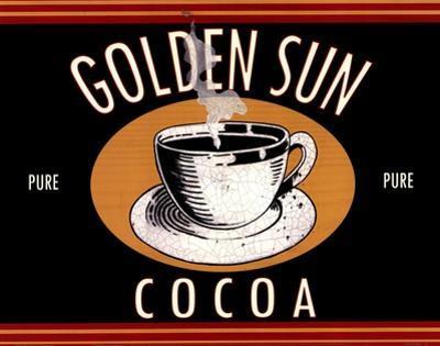 Golden Sun Cocoa by Catherine Jones