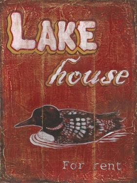 Lake House by Catherine Jones