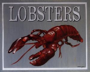 Lobster by Catherine Jones