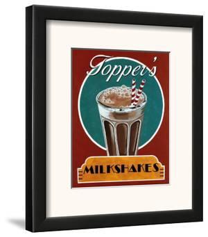 Milkshakes by Catherine Jones