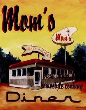 Mom's Diner by Catherine Jones