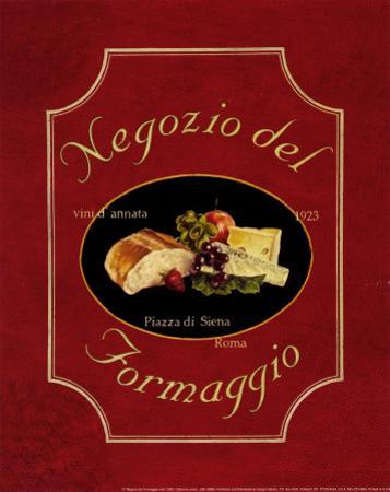 Negozio del Formaggio by Catherine Jones
