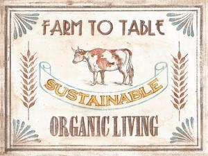 Organic Living by Catherine Jones