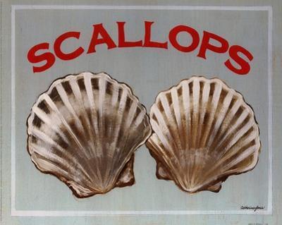 Scallops by Catherine Jones