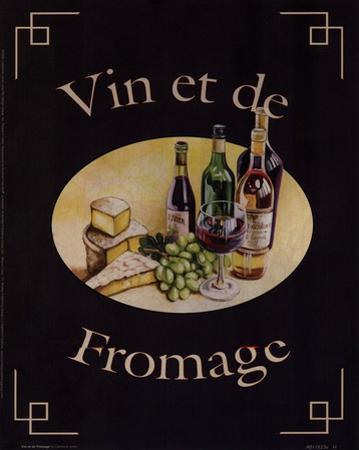 Vin Et De Fromage by Catherine Jones