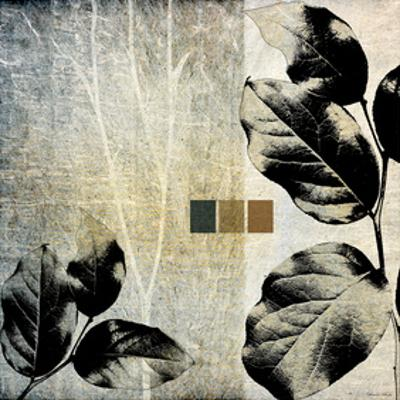 Leaves and Stems on Texture II