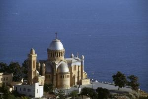 Catholic Basilica of Notre Dame D'Afrique (Our Lady of Africa), 1855-1872, Algiers, Algeria