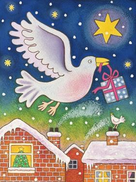 A Present of Peace, 1996 by Cathy Baxter