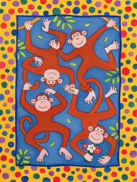 Cheeky Monkeys by Cathy Baxter