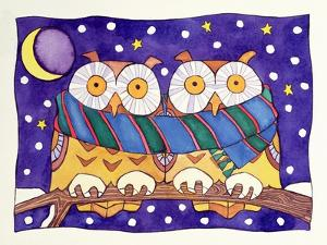 Owls by Night by Cathy Baxter