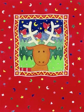 Reindeer and Robins by Cathy Baxter