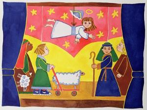 The Nativity Play by Cathy Baxter