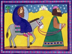 The Road to Bethlehem by Cathy Baxter