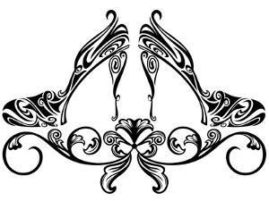 Shoe Design by Cattallina