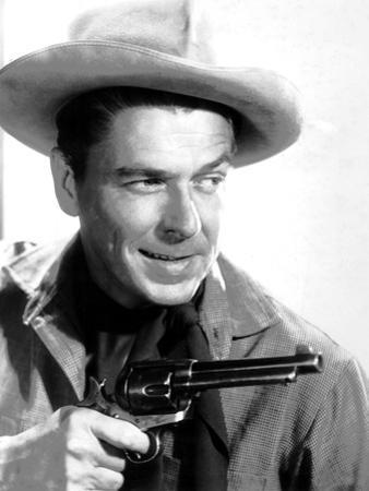 Cattle Queen of Montana, Ronald Reagan, 1954