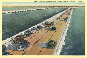 Causeway, Galveston
