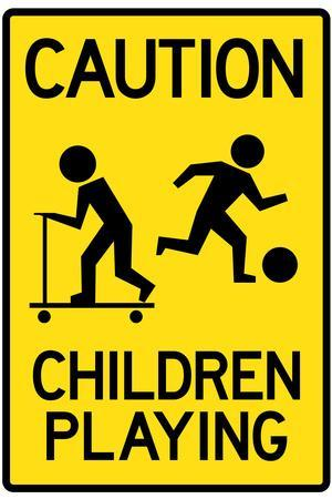 https://imgc.allpostersimages.com/img/posters/caution-children-playing_u-L-PYAUVQ0.jpg?artPerspective=n