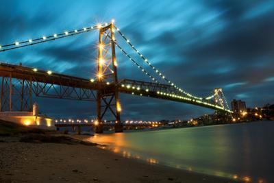 Hercilio Luz Bridge by cavasotti