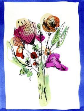 Wild Flower Bouquet by Cayena Blanca