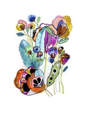 Wild Flowers by Cayena Blanca
