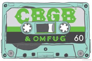 CBGB & OMFUG - Cassette Tape