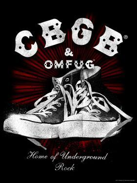 CBGB & OMFUG - Chucks