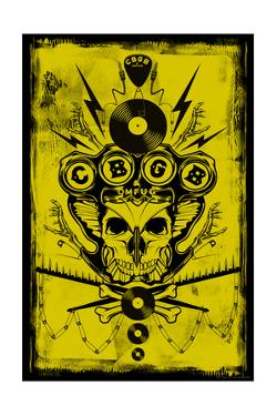 CBGB & OMFUG - Icons Cluster (Yellow)