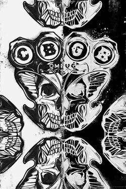 CBGB & OMFUG - Inverted Skulls