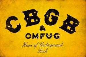 CBGB & OMFUG - Logo