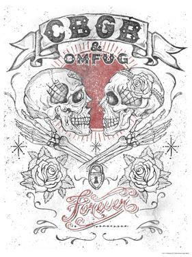 CBGB & OMFUG - Skulls Forever