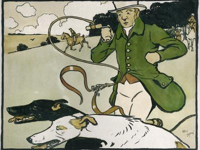 Old English Sports and Games: Coursing, 1901