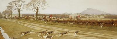 The Cheshire - Away from Tattenhall, 1912