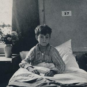 A little child that lightly draws its breath, and feels its life in every limb, what should it know by Cecil Beaton