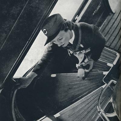 'Fares please', 1941 by Cecil Beaton