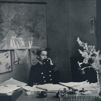 'Portrait', 1941 by Cecil Beaton