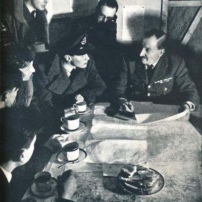 'Return: Interrogation', 1941 by Cecil Beaton