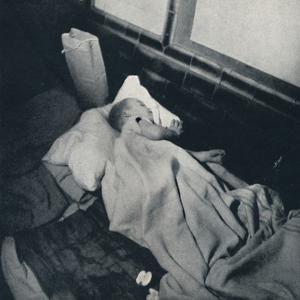 'Sleeping baby', 1941 by Cecil Beaton