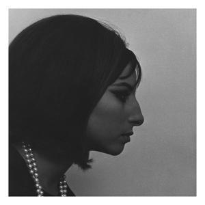 Vogue - March 1964 - Barbra Streisand by Cecil Beaton