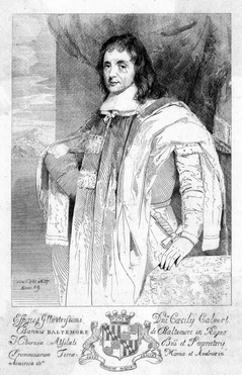 Cecil Calvert, First Lord Baltimore