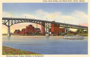 Cedar Street Bridge, Peoria, Illinois